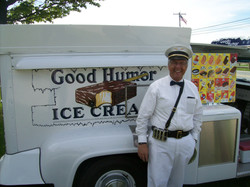 Antique Ice Cream Truck