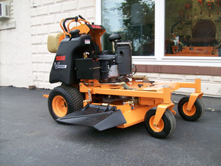What Is a Stander Mower?