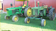 Every Tractor has a Story:  A Boy Grows Up Loving John Deere