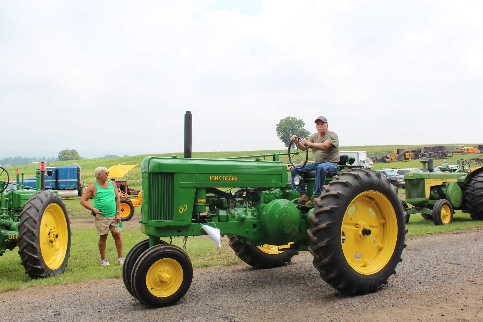 Gallery   John Deere Tractor Pictures