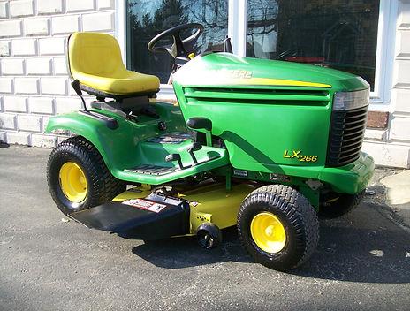 Pre-Owned John Deere Lawn Mower For Sale