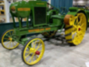 Extremely Rare 1920 John Deere Waterloo Boy Clearifier, Only 27 made, only 2 known to exist