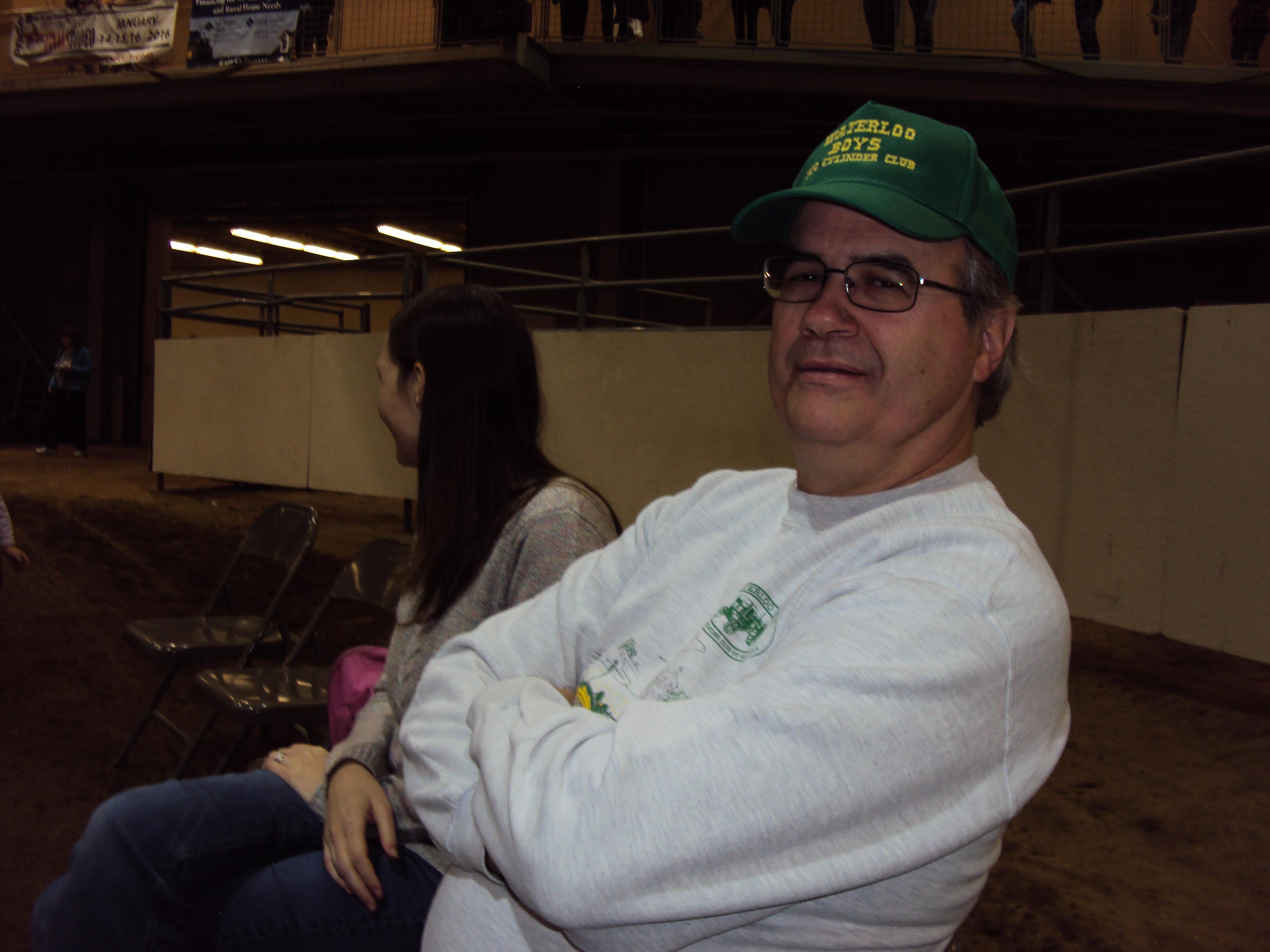 2016 Farm Show Chairman