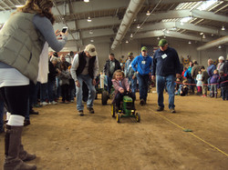 2016 Kids Pedal Tractor Pull