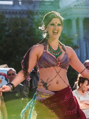Erika Miller-Tranquilessence Tribal Fusion Belydance