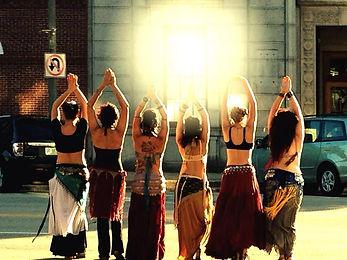 Erika Miller Tranquilessence Tribal Fusion Bellydance & Lunachix Member-Catskills, NY (Delhi, Andes, Roxbury, Oneonta, Albany)