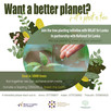 Want a better planet?