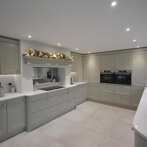 Stone Grey Kitchen