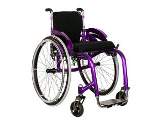 cadeira de rodas dinâmica