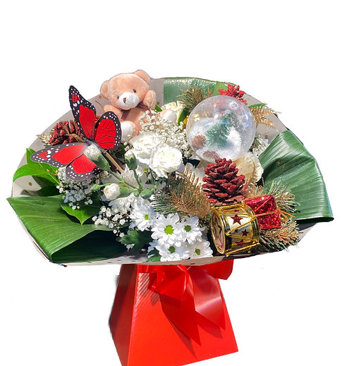 Elite Christmas Bouquet