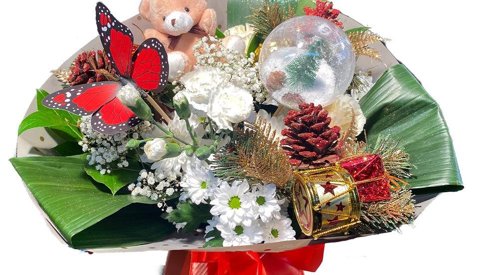 Elite Christmas Bouquet