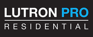 Lutron_PRO_Residential_Logo_WB_on_black.
