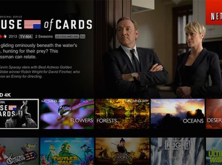 4K TV Content :  5 Ways to watch