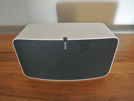New Sonos Play 5 & Trueplay