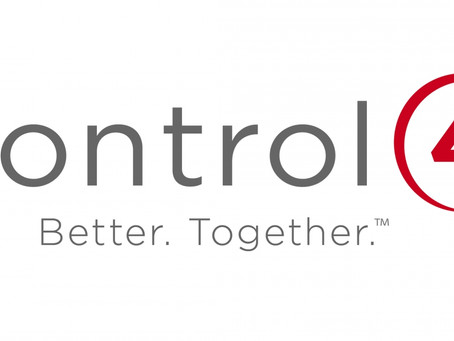 Control4 2.8 update