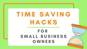 Time-Saving Hacks for Small Businesses