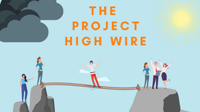 Do you Ever Feel Like you are Wobbling on a High Wire?