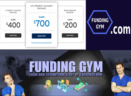 CitiBank $200/$400/$700/$1,500 Personal Checking/Savings Bonus – Available Nationwide