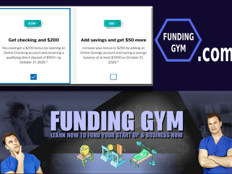 BBVA $200 Checking & $50 Savings Bonus – Available Online & Nationwide