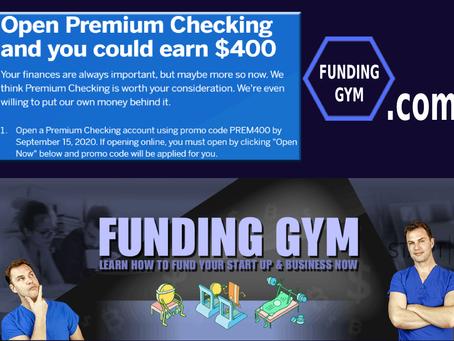 BBVA $400 Checking Bonus – Available Online & Nationwide