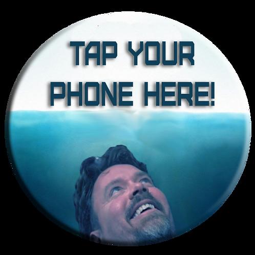 Richard Says - Tap Here (NFC)