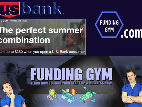 U.S. Bank $300 Checking Bonus, $50 Savings Bonus