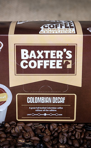 Colombian DECAF, K-CUPS