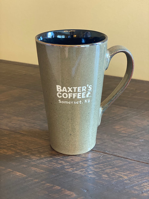 Baxter's Ceramic Latte Mug