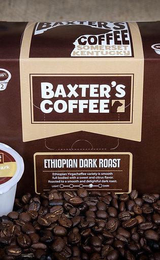 Ethiopian Dark Roast, K-CUP