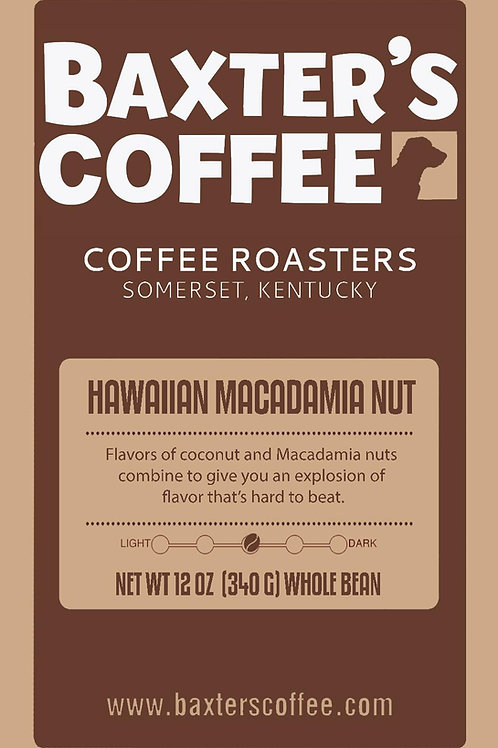 DECAF Hawaiian Macadamia Nut