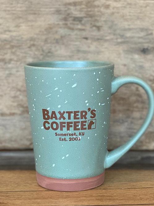 Baxter's Desert Ceramic Coffee Mug