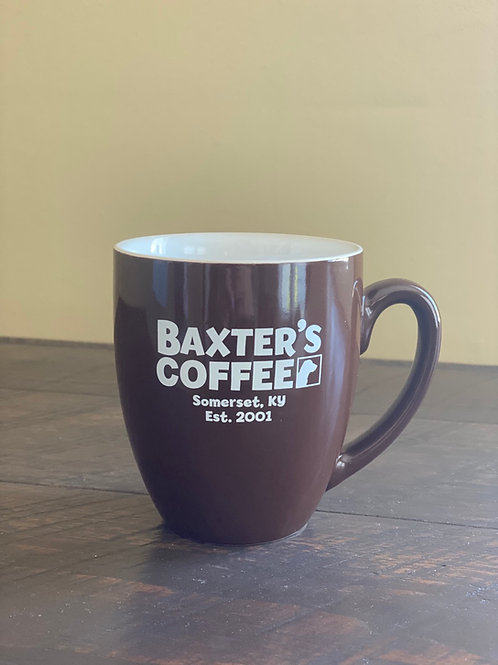 Baxter's Bistro Ceramic Mug