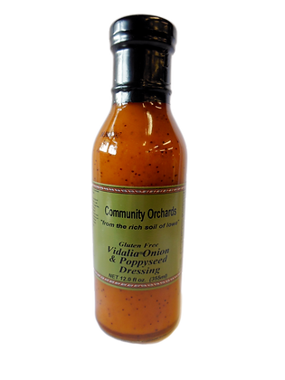 Vidalia Onion & Poppyseed Dressing