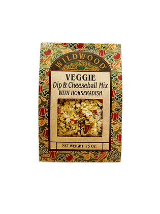 Veggie Dip & Cheeseball Mix