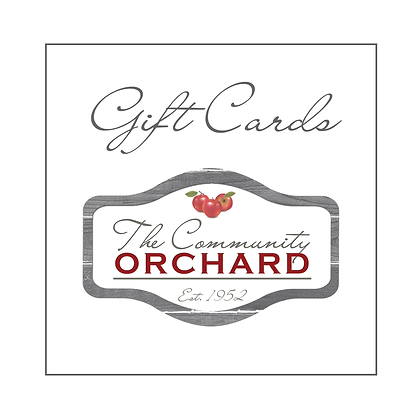 Community Orchard Gift Card