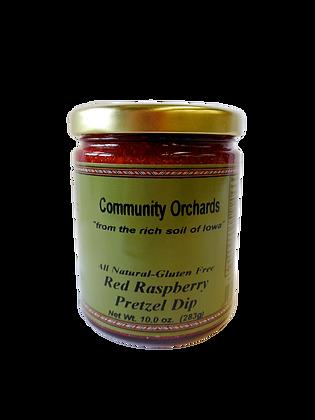 Red Raspberry Honey Mustard Dipping Sauce