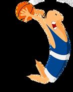 מגוון מסירות בכדורסל- ענת דרייגור
