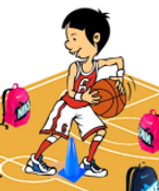עמידת מוצא בכדורסל - ענת דרייגור
