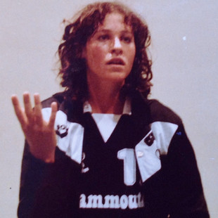 ענת דרייגור שחקנית חיזוק  בקלרמון פראן 1980 (2)