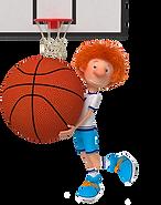 ענת דרייגור - רגל ציר בכדורסל