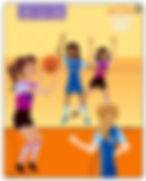 כדורסל תאום זוגות - ענת דרייגור
