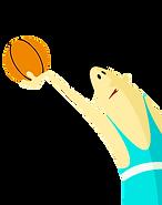 צעד וחצי בכדורסל - ענת דרייגור