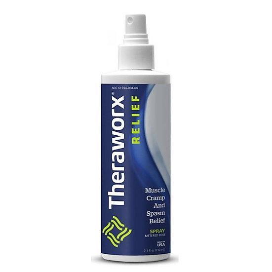 Theraworx Relief Spray Foam