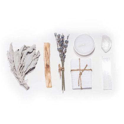 Energy Cleansing Ritual Kit - Mini