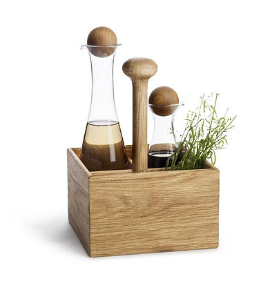 Sagaform Nature Serving and Storage Box
