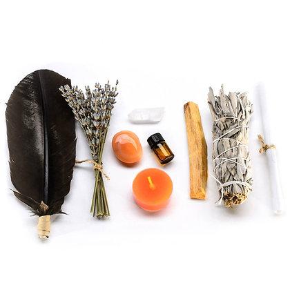 Happiness & Inspiration Ritual Kit