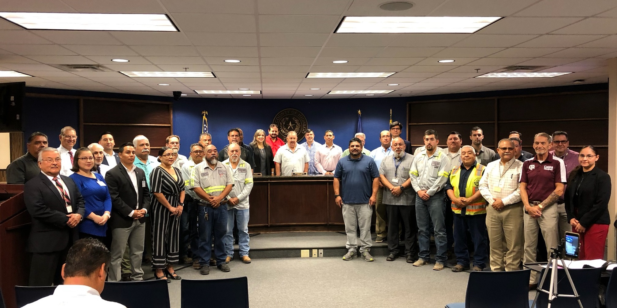 Hidalgo County Veterans