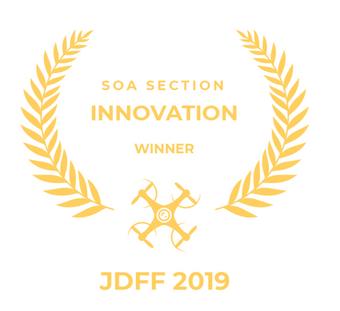 Winner of INNOVATION at Jeju Drone Film Festival
