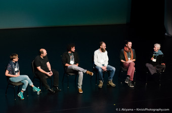 Panel Discussion on Screendance