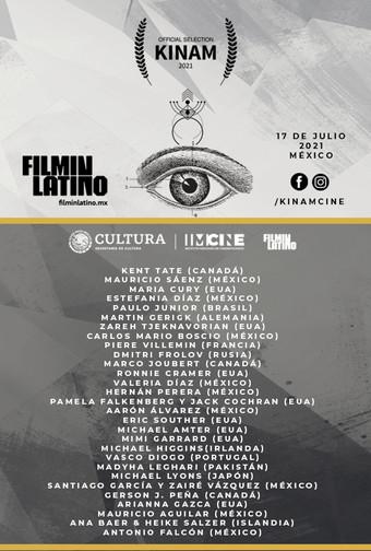 THULE screening on FILMLATINO Mexico, Kinam Festival